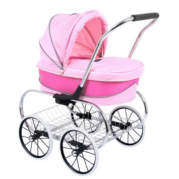 Princess Doll Stroller in Pink picture
