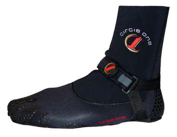 Socks 5mm Round toe kevlar reinforced surf sock with strap (NOW 40% OFF!) picture