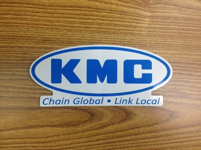 KMC Slogan Large Sticker picture