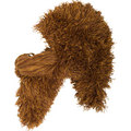 Skunk Ape Mask - Brown