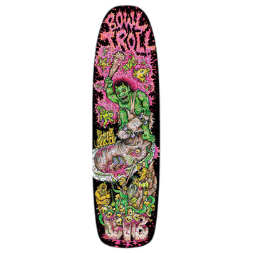 Bowl Troll Skateboard - 8.8 x 32.75 picture