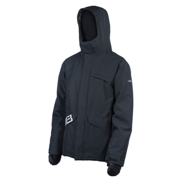 Strait Jacket Insulated - Black - XS picture