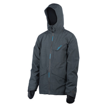 Wayne Jacket - Charcoal Grey - S picture