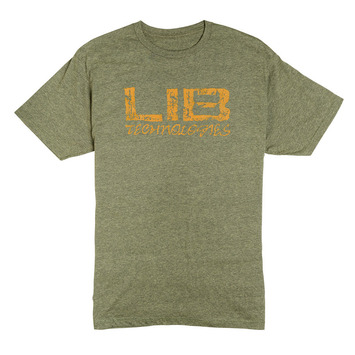 Foundation Tee - Heather Smoke, L picture
