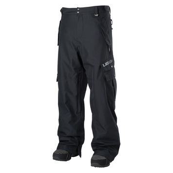 Go Car Pant - Black - XS picture