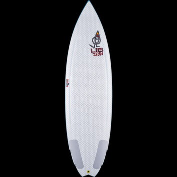 "Ringer Series, Logo, 5' 10"", 5-Fin Box picture"