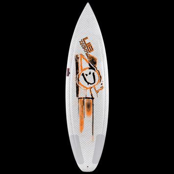 "Vert Series, Ryan Davis - Poly Orange, 5' 8"" picture"