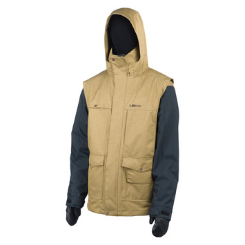 Kraftsmen Jacket - Desert Brown - S picture