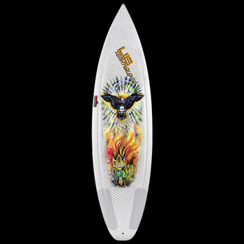 """Vert Series, Quincy Quigg - Eagle, 6' 8"""" picture"""