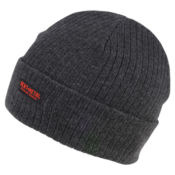Motor Beanie - Charcoal picture