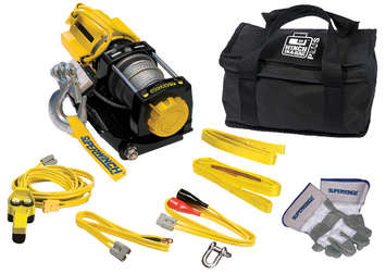 Winch-In-A-Bag Plus – 2,500 lbs/12V picture