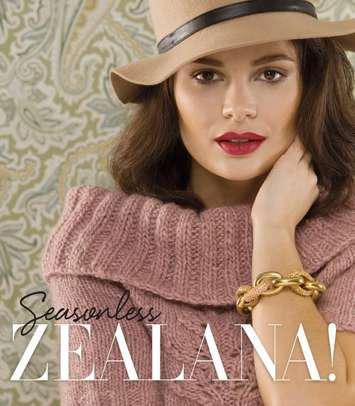Seasonless Zealana Book picture