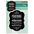 chalkboard friendship