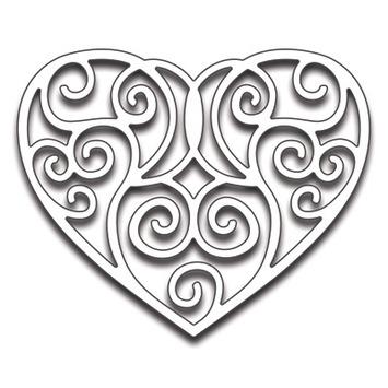 fancy heart picture