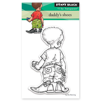 daddy's shoes picture