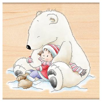 christmas hug picture