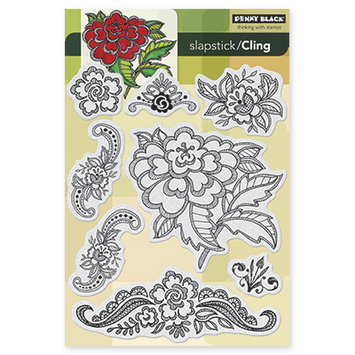 floral applique picture