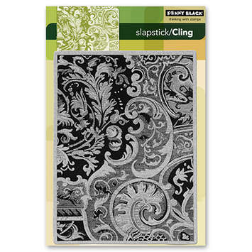 damask pattern picture