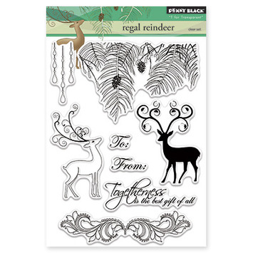 regal reindeer picture