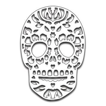 sugar skull picture