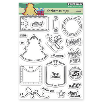 christmas tags picture