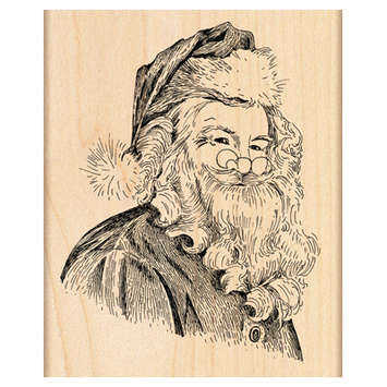 jolly st. nicholas picture