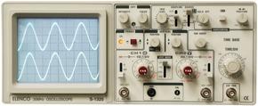 30MHz Dual Trace Oscilloscope picture