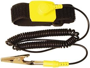 Anti-Static Wrist Strap (velcro) picture