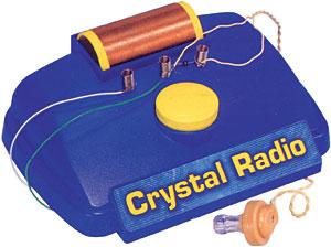Crystal Radio Kit picture