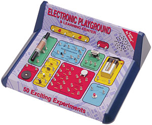 Electronic Playground 50-in-1 Experiments picture
