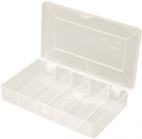 Parts Box 4 Fixed Compartments picture