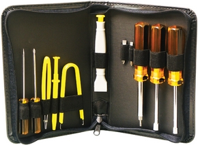 12 pc. Computer Service Tool Kit picture
