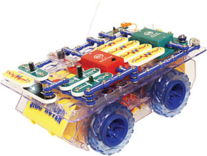 Snap Circuits RC Rover picture
