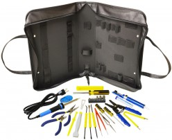 Deluxe 29 pc. Computer Service Tool Kit picture
