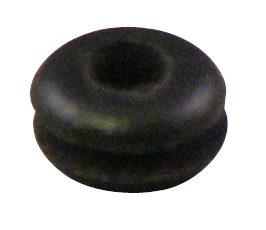 "Rubber Grommet .125""ID-0.3""OD picture"