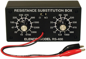 Resistor Substitution Box picture