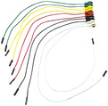 Snap Jumper Wire Female Kit (10 PC)