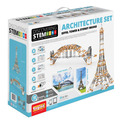 Engino® - STEM Architecture Set (Eiffel Tower & Sydney Bridge)