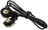 "Jumper Wire 18"" (Black)"