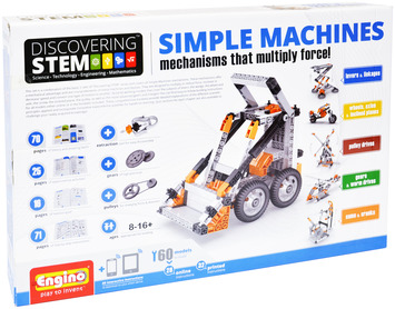 Engino ® - STEM SIMPLE MACHINES picture