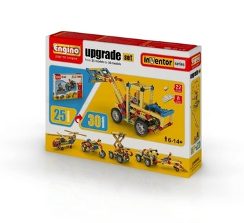 Engino Upgrade Set from 25 to 30 Models picture