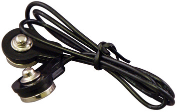 "Jumper Wire 18"" (Black) picture"