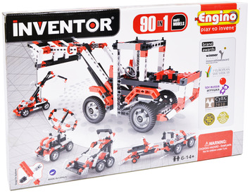 Engino® - INVENTOR 90 MODELS MOTORIZED SET picture