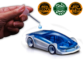 Salt Water Fuel Cell Car picture