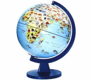 Wildlife Globe picture