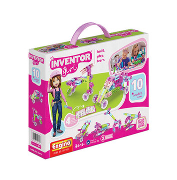 Engino® - Inventor Girl 10 models picture