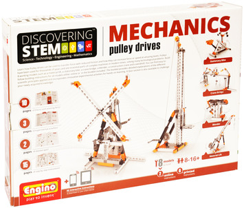 STEM Mechanics Pulley Drives picture