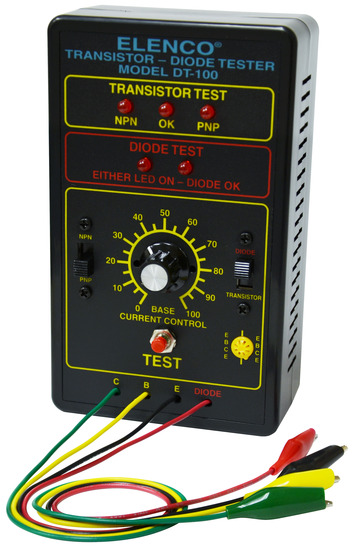 Diode/Transistor Tester Kit picture