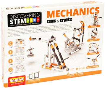 Engino ® - STEM Mechanics: Cams & Cranks picture