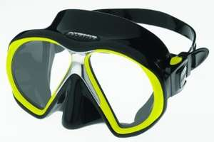 Mask, Subframe (Black with Yellow) picture